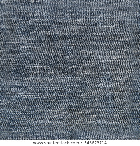 Blue denim fabric background seamlessly tileable Stock photo © Balefire9