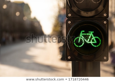 bicycle detail Stock photo © prill