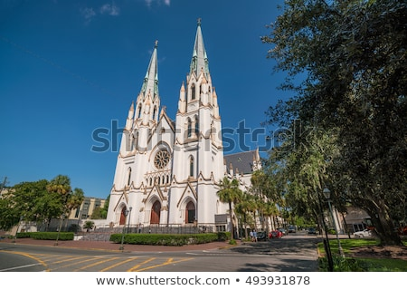 Stock photo: Cathedral of St. John the Baptist