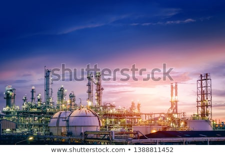 Petrochemical Industry Stock photo © manfredxy