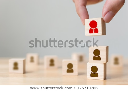 we build relationships stock photo © kbuntu