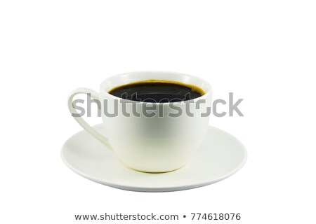 Csésze zöld citromsárga étel kávé asztal Stock fotó © taden