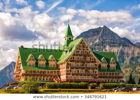 Prens galler otel Stok fotoğraf © pictureguy