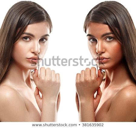 woman tanning in solarium stock photo © kzenon