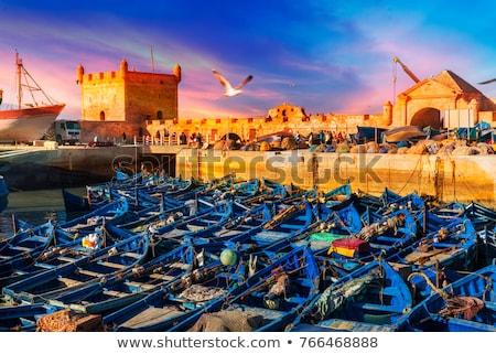 detail · vissersboot · oude · abstract · achtergrond - stockfoto © haraldmuc