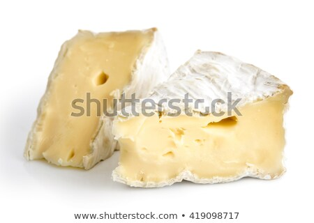 white mould on brie Stock photo © jarin13