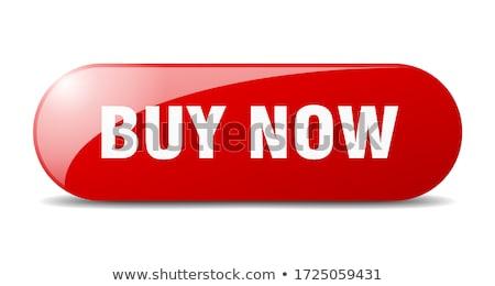 vegye · meg · most · zöld · gomb · bevásárlókocsi · fehér · üzlet - stock fotó © fuzzbones0