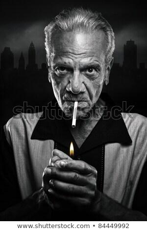bello · polizia · uomo · ritratto · professionali · poliziotto - foto d'archivio © sahua