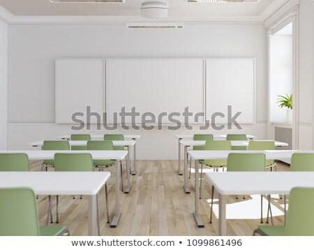 vacío · clase · habitación · escuela · primaria - foto stock © iserg