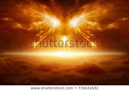 daemon background Stock photo © sifis