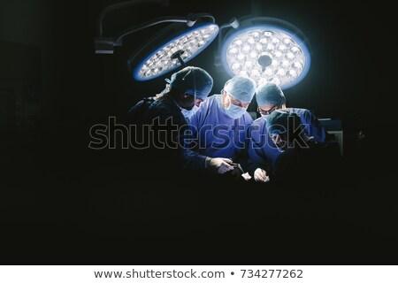 женщины хирург операция комнату больницу профессиональных Сток-фото © wavebreak_media