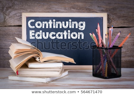 weiterbildung stock photo © mazirama