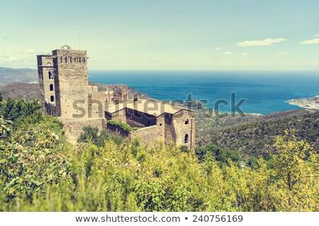 Sant Pere de Rodes, Catalonia, Spain. Stock photo © borisb17
