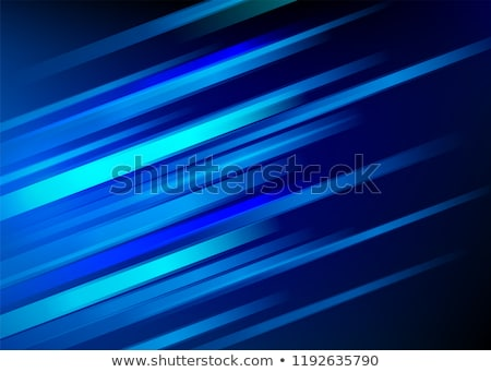 Stock photo: Motion blurred diagonal streaks of color