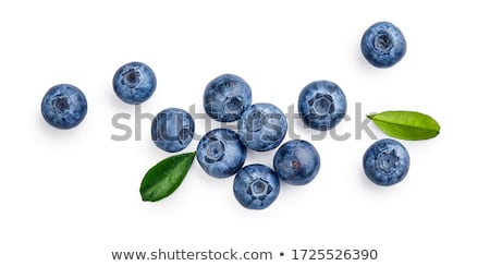 bleuets · cuisine · myrtille · fruits · confiture · table · de · cuisine - photo stock © leeser