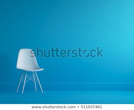 Bureaustoel lege kamer 3D gerenderd illustratie kantoor Stockfoto © Spectral