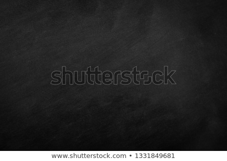 chalk frame on black background stock photo © 808isgreat