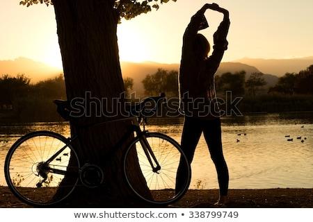 adulto · fora · esportes · modelo - foto stock © snyfer