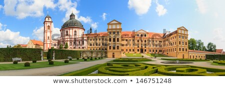 Jaromerice Palace in Southern Moravia, Czech Republic Stock photo © Bertl123