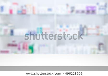 pharmacy background Stock photo © silense