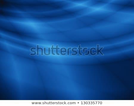 Seamless blue abstract background Stock photo © Elmiko