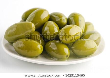 Marinated Olives Stock photo © smuki
