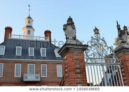 Governor's Palace Stock photo © phakimata