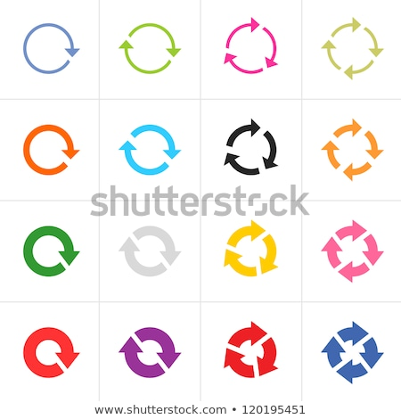 矢印 · 黄色 · ベクトル · アイコン · デザイン · デジタル - ストックフォト © rizwanali3d