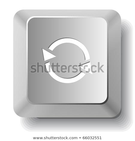reciclar · assinar · teclado · reciclagem · verde - foto stock © get4net