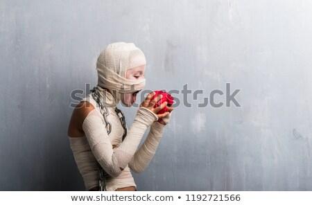 The mysterious eats up hearts Stock photo © IMaster