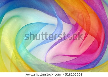 青 · バラ · 抽象的な · 背景 · ファブリック - ストックフォト © pashabo
