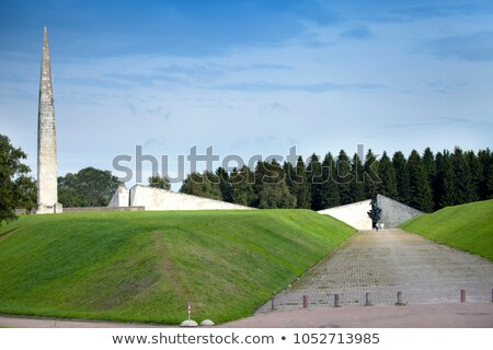 War memorial in Tallinn Stock photo © backyardproductions