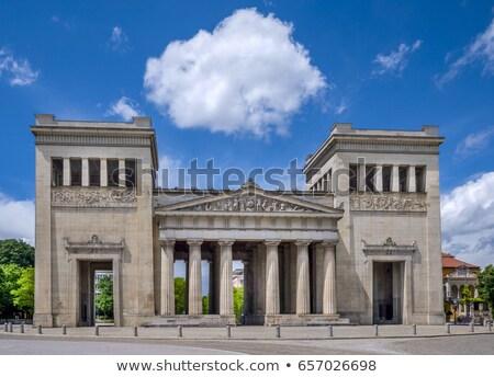 Propylaea in Munich, Germany Stock photo © borisb17