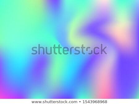 élégant liquide fluide gradient style moderne fond Photo stock © SArts