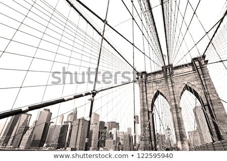 város · infrastruktúra · tervez · utak · épületek · vidék - stock fotó © rabbit75_sto