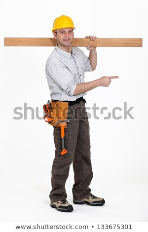 craftsman carrying something Stock photo © photography33