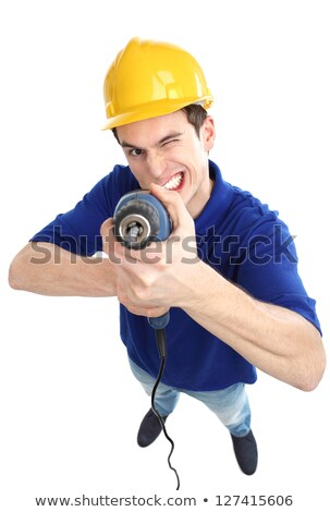 High-angle shot of a young engineer Stock photo © photography33