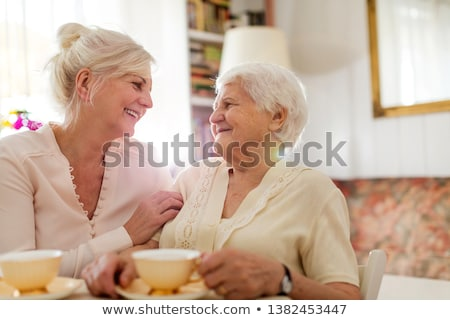 Mother and daughter spending quality time together stock photo © photography33