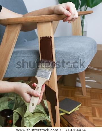 carpenter sanding Stock photo © photography33