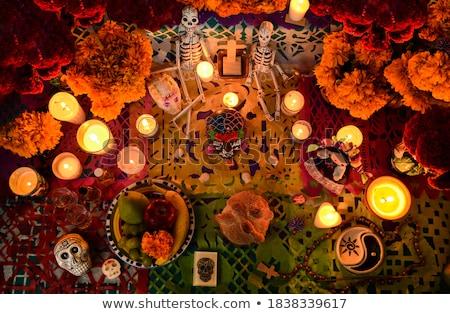 Altar estrellas religión icono clip art fuera Foto stock © zzve