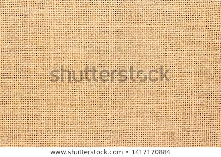 sacking texture Stock photo © taden