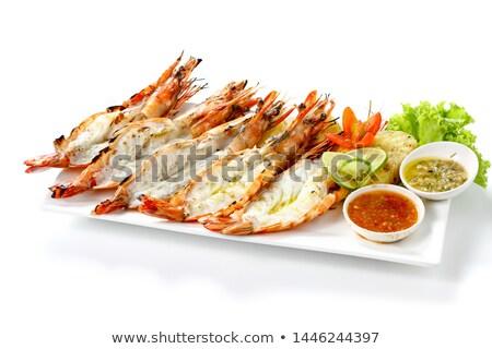 five shrimp stock photo © jarp17