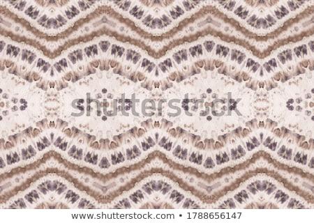 seamless brown, earth tone stripes pattern Stock photo © creative_stock