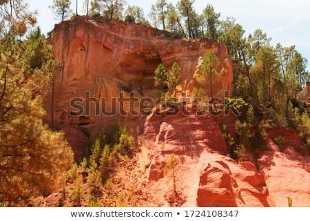 Arizona · ABD · doğa · çöl · dağ - stok fotoğraf © vwalakte