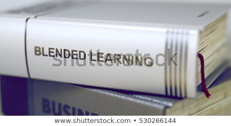 Practice - Title of Book. Internet Concept. Stock photo © tashatuvango