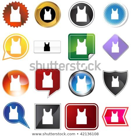Tanktop Variety Set Stock photo © cteconsulting