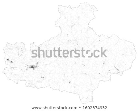Map of Italy, Avellino province Stock photo © Istanbul2009