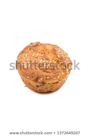 brood · zemelen · traditioneel · snack · selectieve · aandacht · groene - stockfoto © stevanovicigor