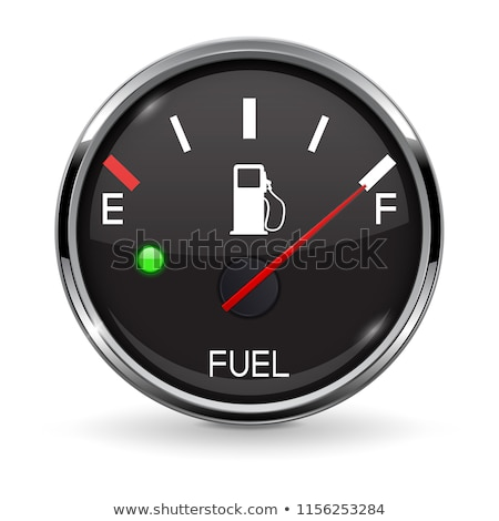 gas gauge 3d stock photo © unkreatives