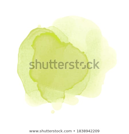 awesome green watercolor texture background stock photo © sarts